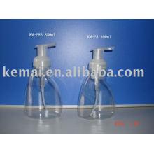 Garrafas de bomba de espuma de 300 ml e 350 ml
