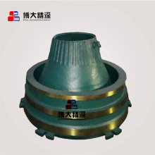 metsos gp100s cone crusher spare parts bowl liner&mantel