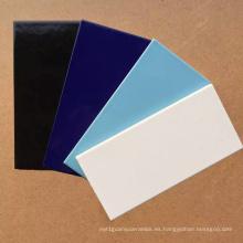 Azulejo de mosaico Azulejo de cerámica