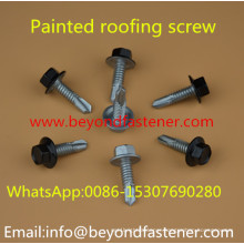 Painted Roofing Screw Self Drilling Screw