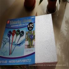 Mini globos de agua (juego de 3), herramientas de riego Ofiice para flores
