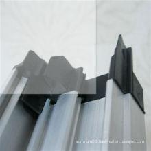 2519 industrial aluminium h extrusion profile