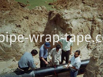 Gas Pipeline Anticorrosive Tape
