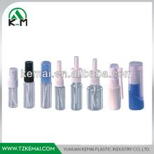 Bouteilles de spray nasales / parfumées en plastique