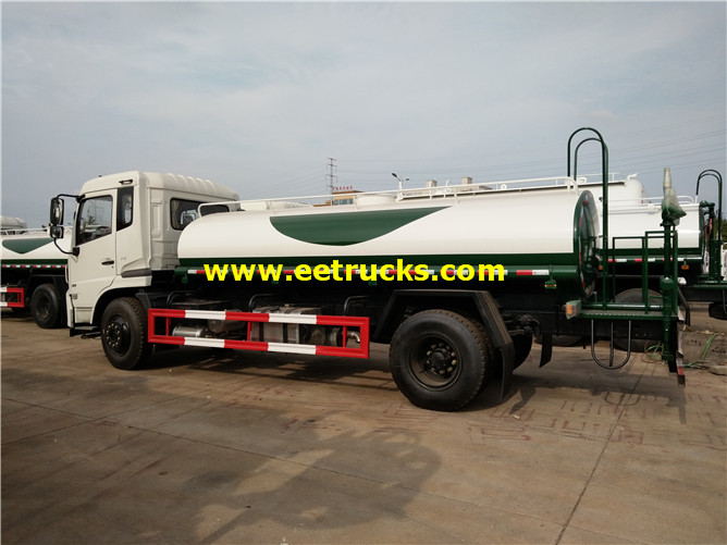 Water Spraying Tanks