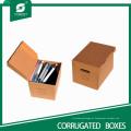 Cajas de embalaje de papel de archivo personalizadas de alta calidad