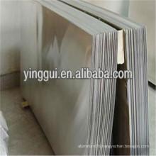 2017A 2024 2124 aluminium alloy cold rolled plain diamond sheet / plate