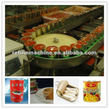 Canned tunny processing machine/fish processing machine