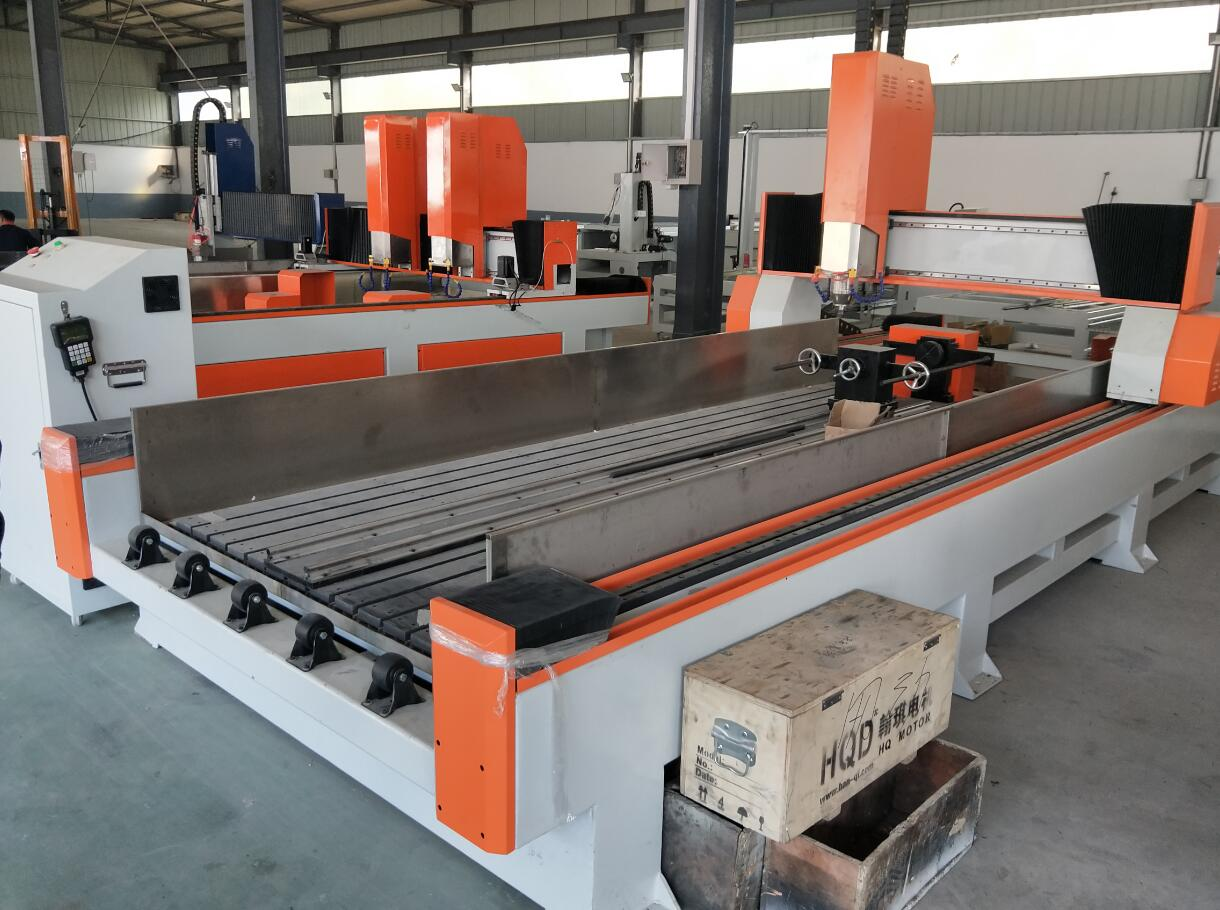 cnc stone router for granite