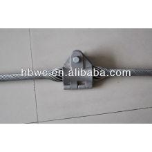 Pinces de suspension 10.9-18.50 fabriquées en hebei weichuang
