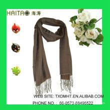 Bufandas del otoño, para las señoras, mujeres, las muchachas favorecen la bufanda sólida de la manera, mantón, estilo tejido