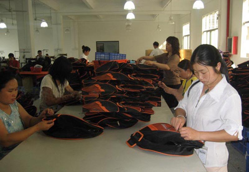 Woven Handbags Quality inspection department