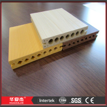 WPC Flooring Boards WPC Plastic Decking Tiles