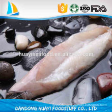 seafrozen local catching raw material monkfish fillet