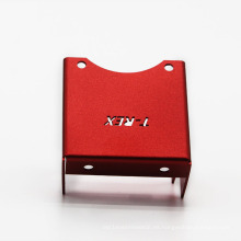 Fabricación de accesorios de aluminio láser de chapa OEM