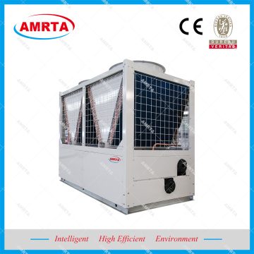 Air Source Heat Pump Chiller in Cold Weather