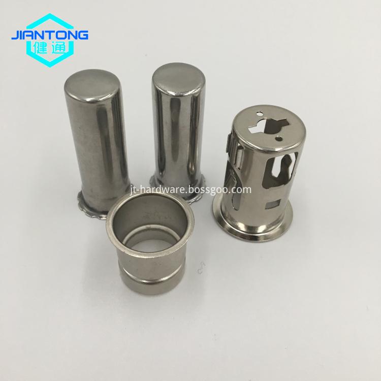 custom stainless steel deep drawn drawing metal stamping parts (3)