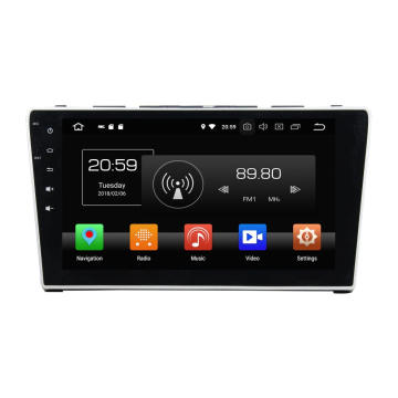 octa core car entertainment voor CRV 2009