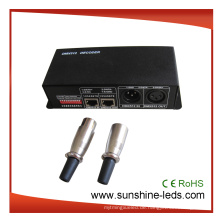 24/4/3 Kanal programmierbarer DMX 512 LED Controller, Decoder für RGB LED Streifen