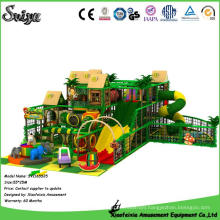 China Factory Supply Kids Naughty Castle Jungle Design Indoor Playground for Children