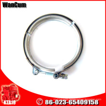 Original Kta19 Cummins Engine Parts T Bolt Clamp 3001067