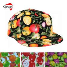 Vintage Fruits Polo Hat
