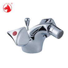 Online wholesale Dual handle bathroom bidet tap