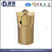 Tapered (Chisel, button, cross) Bit for Rock Drilling