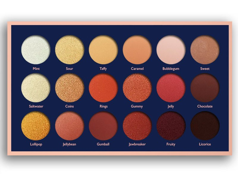 Eye Shadow 18 Colors Palette