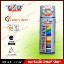 Automotive Car Metallic Aerosol Spray Paint Colors