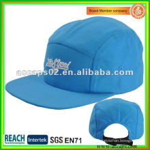 Chapeaux de snapback à la broderie 3D personnalisés à 5 panneaux SN-1264