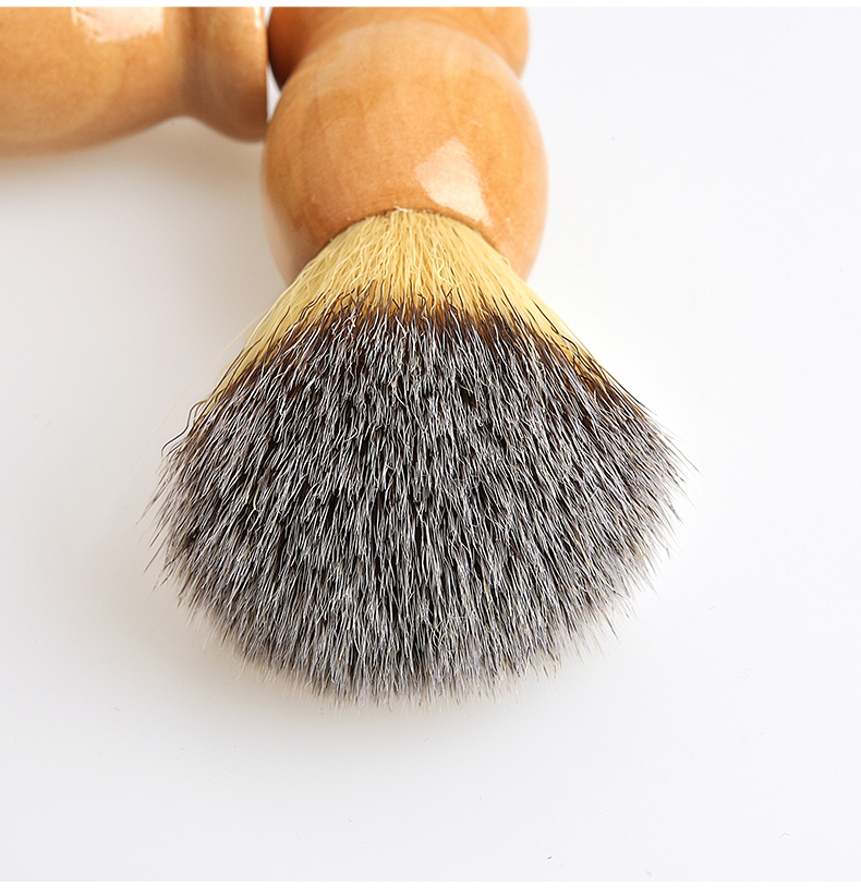 Synthetic shaving brush (6)