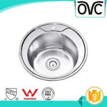 Meilleure vente évier de lavage supérieur en argent de bonne qualité Meilleure vente évier de lavage supérieur en argent de bonne qualité
