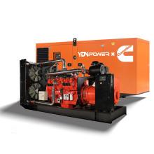 500kw natural gas generator with cummins engine