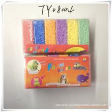 6 Fun Colors Playfoam / Foam Beads para la promoción