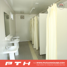 China Gold Supplier Manufacture Container House as Toilet
