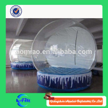 Nueva bola inflable inflable de la bola de la nieve de la bola inflable global de la nieve de los yaars para la venta