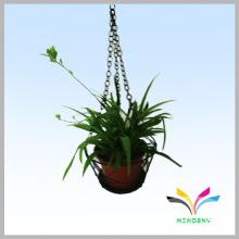 Outdoor Garden Supply Decoration Metal Hanging Flower Basket Rack