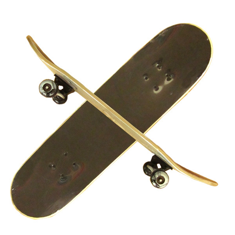 Customized Professional Quality Maple Complete Skate Board