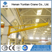 Tipo de voladizo de la alta carga grúa de horca de 2 toneladas para la maquinaria de cristal y de piedra natural