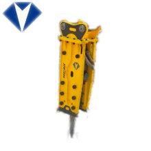 Mini excavadora de martillos hidráulicos HYUNDAI