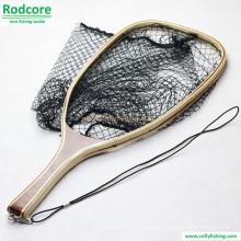 Ln05 Hard Wood Harded Landing Net