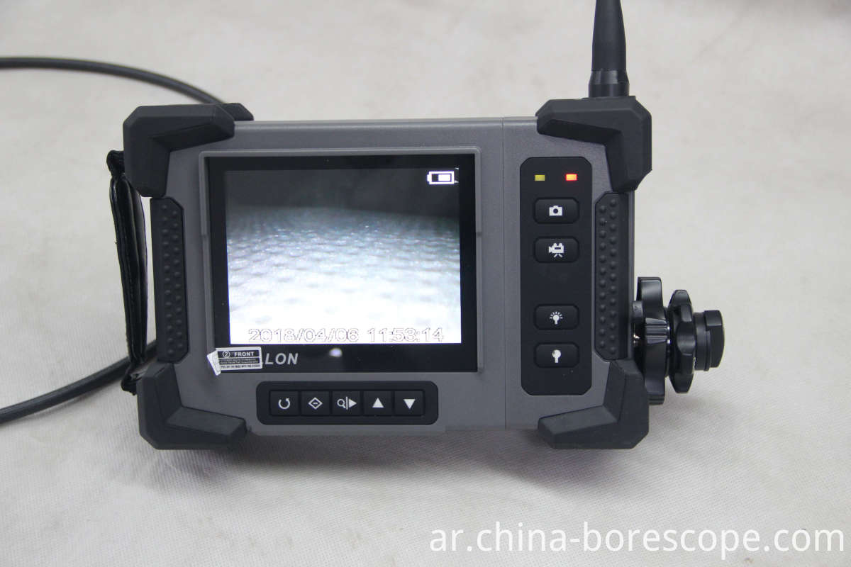 Industry boreoscope camera