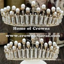 Wholesale Bridal Tiaras With Pearls
