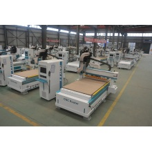ATC Plate Cabinet Door Processing Cnc Router Machine