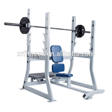 Banco militar da força do gym do martelo