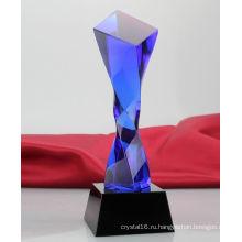 Индивидуальные Высокая-Класс Кристалл Трофей Творческая Скос Стекла Трофей