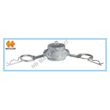 Stainless Steel Dust Cap Type DC Camlock Quick Couplings