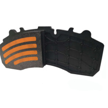Auto brake parts Truck Brake Pad for DAF 1433011,1617343,1436901,1797053