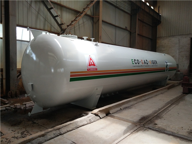 40m3 Anhydrous Ammonia Tanks